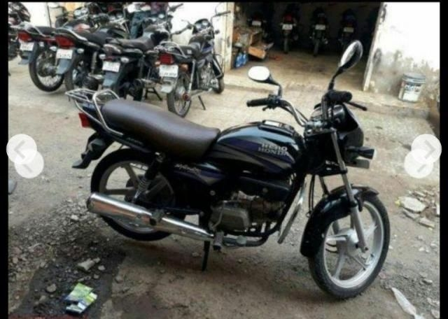 Hero Splendor plus 100cc 2011