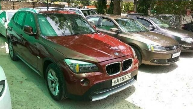 13 Used Bmw X1 In Ahmedabad Second Hand X1 Cars For Sale Droom