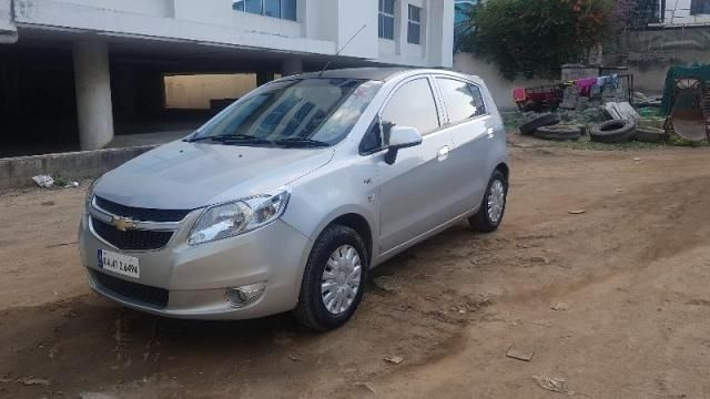 Chevrolet Sail Hatchback LT ABS 1.3 2014