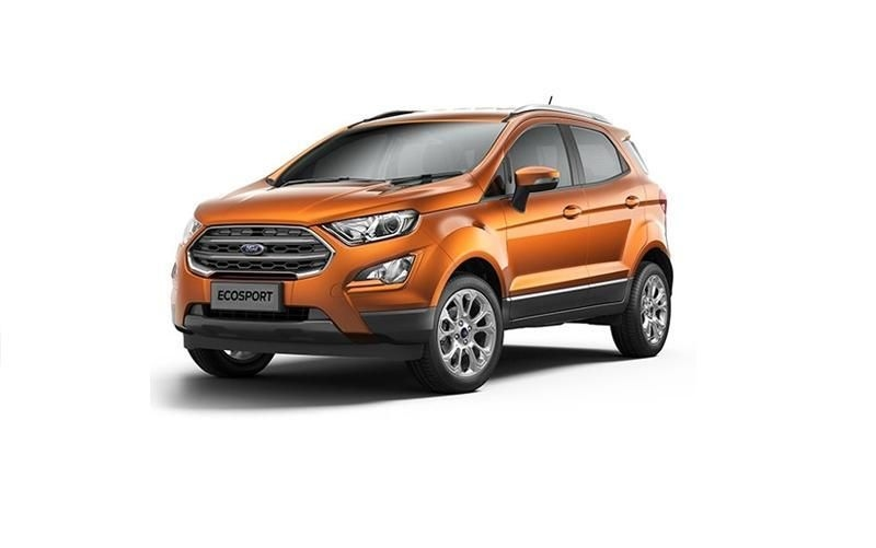 Ford EcoSport Ambiente 1.5L Ti-VCT 2019