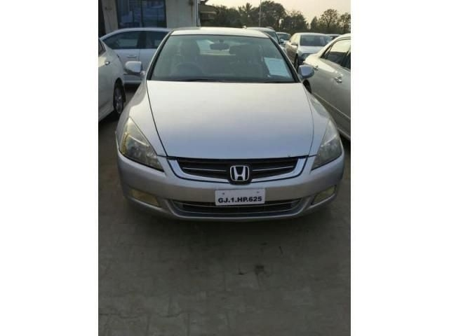 Honda Accord 2.4 VTI L AT 2007