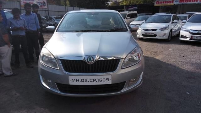 Skoda Rapid 1.5 TDI CR Ambition 2012