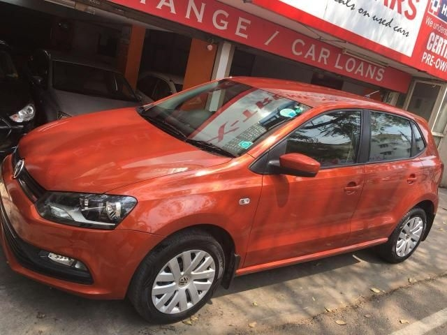 Volkswagen Cross Polo 1.2 MPI 2015