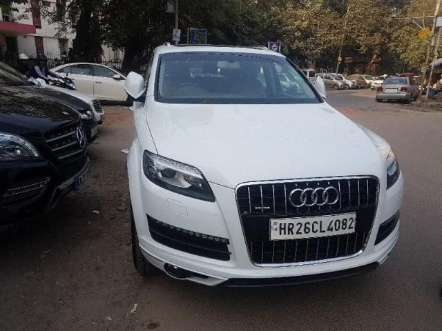 Audi Q7 35 TDI Premium plus with Sunroof  2014