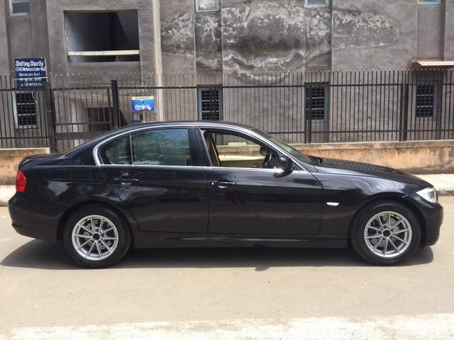 BMW 3 Series 320d Highline Sedan 2011