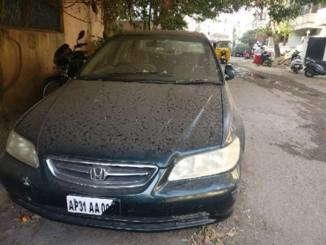 Honda Accord 2.3 VTI 2002