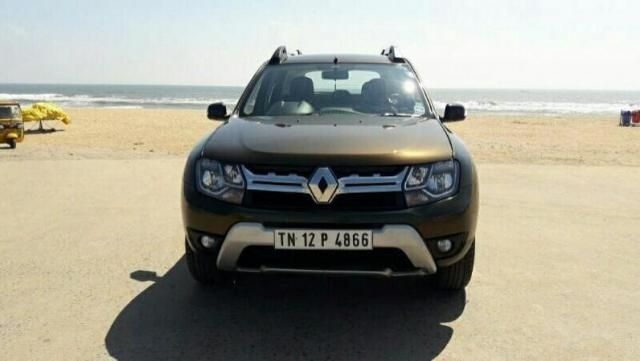 Renault Duster 110 PS RXZ 4X4 MT 2016