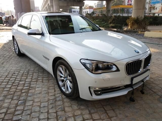 BMW 7 Series 730Ld 2015