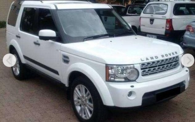 Land Rover DISCOVERY 4 3.0L TDV6 SE 2013