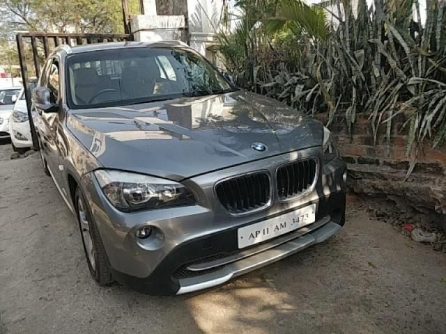 BMW X1 sDrive20d 2011