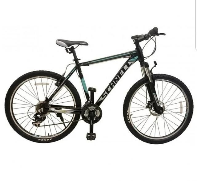 Schnell Hardtail Coupe 0.8 2017