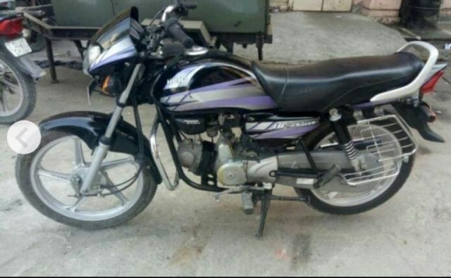 Hero CD Deluxe 100cc 2015
