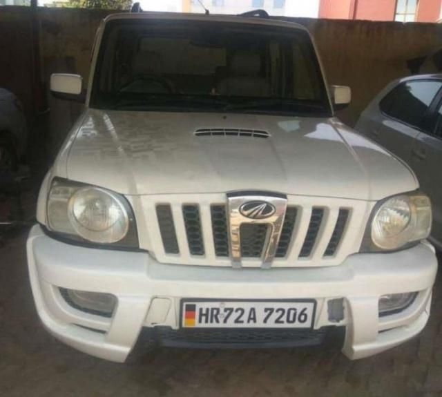 Mahindra Scorpio VLX AIR BAG BS IV 2013