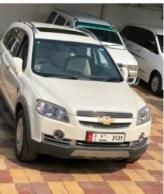 Chevrolet Captiva LTZ AWD 2.2 2011