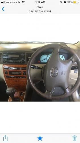 Toyota Corolla G AT 2004