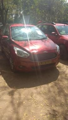 Ford Aspire Titanium Plus 1.5 TDCi 2015