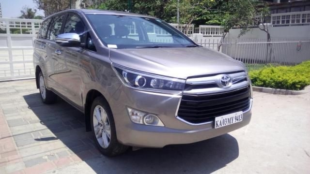 Toyota Innova Crysta 2.8 ZX AT 7 STR 2016