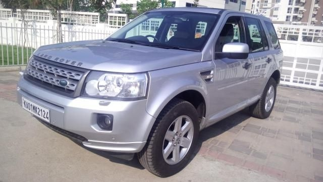 8 Used Land Rover Freelander 2 in Bangalore, Second Hand