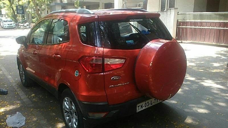 Used 2013 Ford Ecosport Car For Sale In Chennai Id