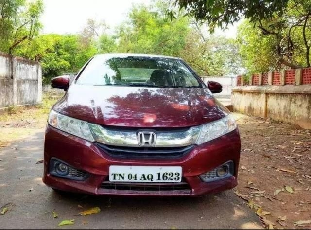 Honda City V MT AVN 2015