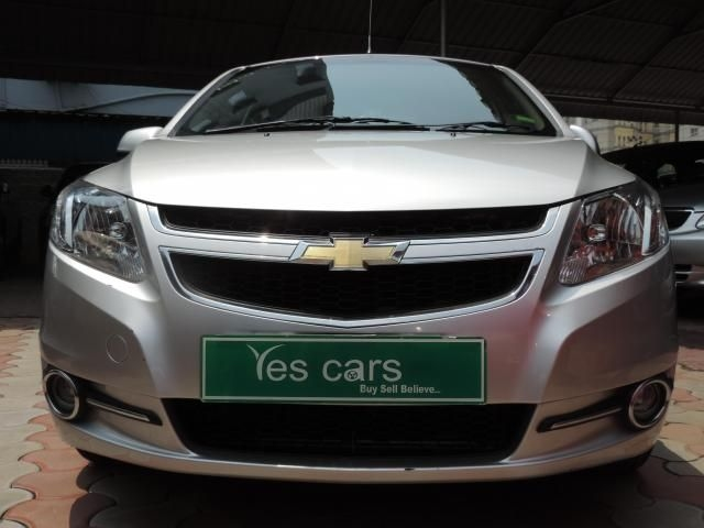 Chevrolet Sail 1.2 LT ABS 2016