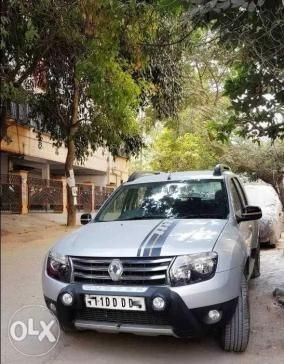 Renault Duster 110 PS RXL 2016