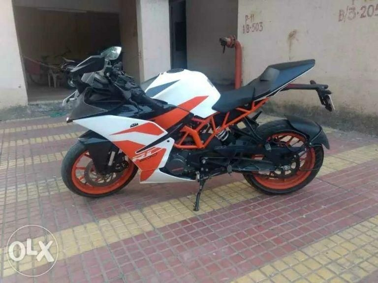 Ktm Rc Bike for Sale in Thane- (Id: 1416132403) - Droom