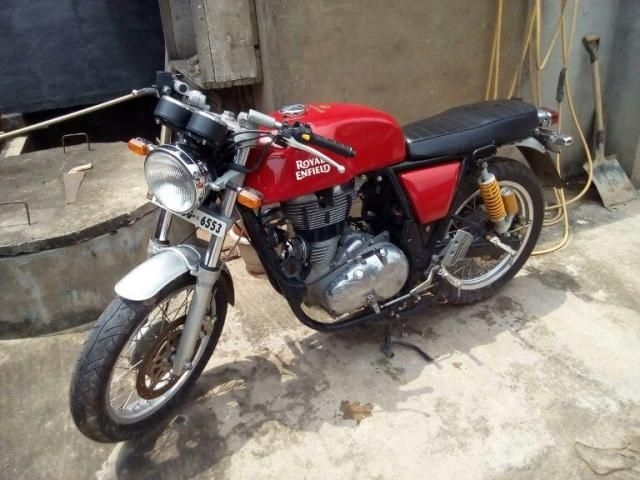 1 Used Cafe Racer Motorcycle/bikes in Guwahati, Verified