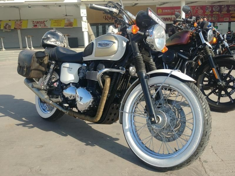Triumph Bonneville T100 Super Bike For Sale In Rajkot Id
