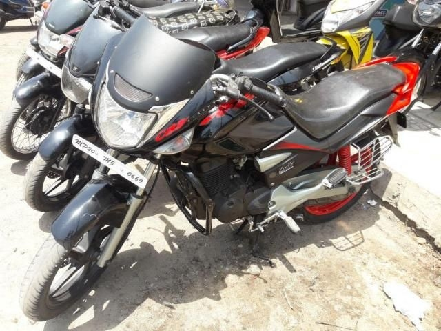 37 Used Hero Cbz Xtreme Motorcycle/bike 2009 model for Sale
