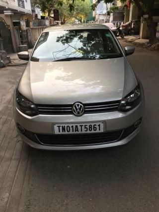 Volkswagen Vento IPL II Petrol Highline AT 2013