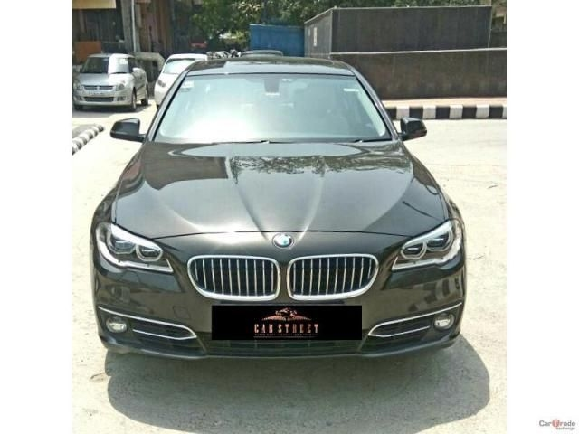BMW 5 Series 520D LUXURY LINE 2015