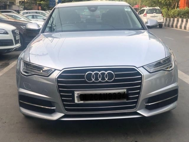 Audi A6 35 TDI Matrix 2015