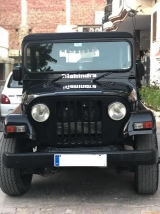 1 Used Mahindra Thar in Karnal, Second Hand Thar Cars for