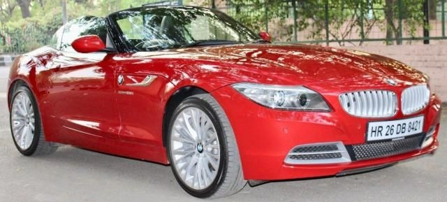 BMW Z4 sDrive35i Design Pure Traction 2017