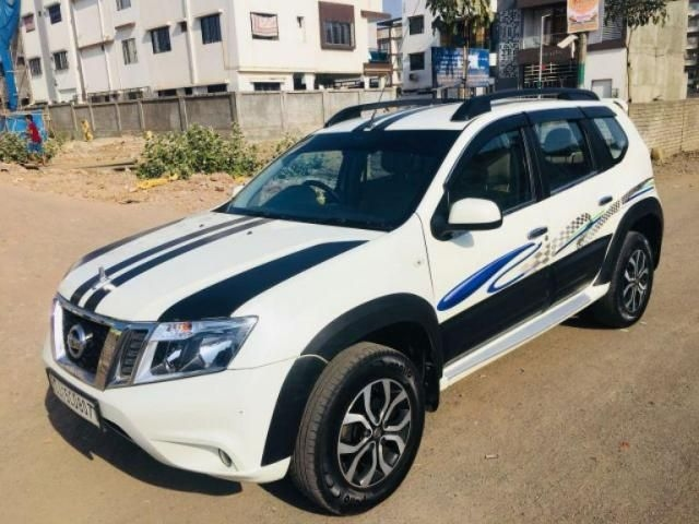 Nissan Terrano XL D PLUS 2015