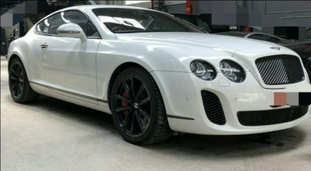 Bentley Continental GT W12 2011