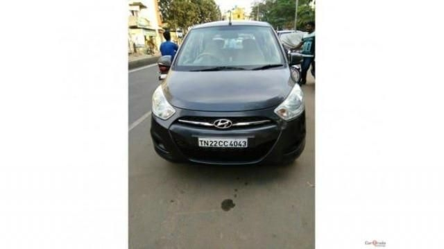 Hyundai i10 Sportz 1.2 AT 2011