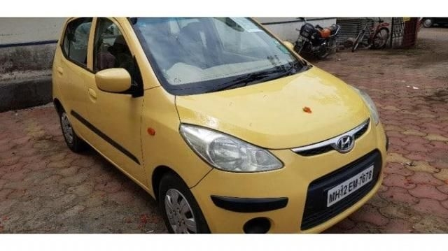 7 Used Yellow Color Hyundai I10 Car For Sale Droom