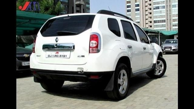 Renault Duster 85 PS RXL 4X2 MT 2013