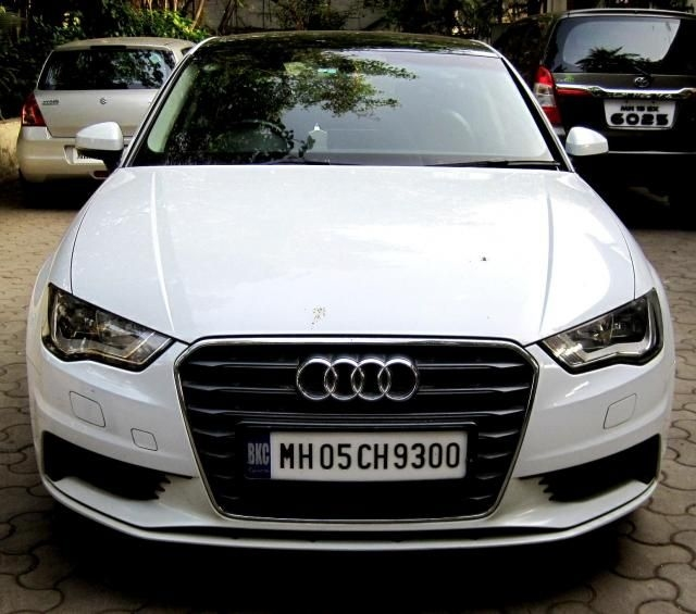 Audi A3 35 TDI Technology + Sunroof 2015
