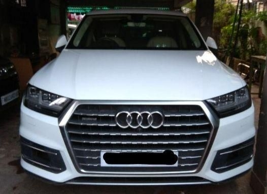 Audi Q7 45 TDI Technology Pack 2016