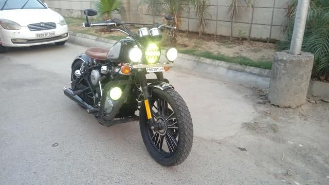 Used Custom Bikes in India, 12 Second hand Custom Bikes for Sale | Droom