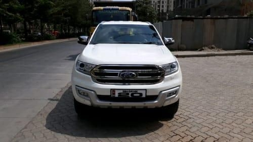 Ford Endeavour Titanium 2.2 4x2 AT 2016
