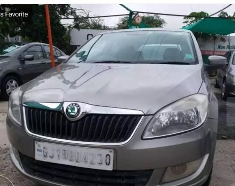 Skoda Rapid Ambition Plus 1.5 TDI CR  2013