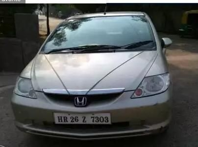 Honda City 1.5 S AT 2005