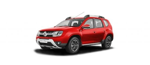Renault Duster 85 PS Base 4X2 Diesel MT 2018