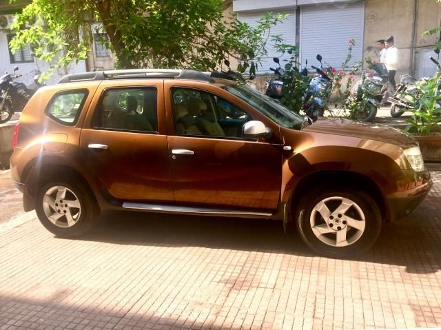 Renault Duster 110PS Diesel RXZ Optional with Nav 2013
