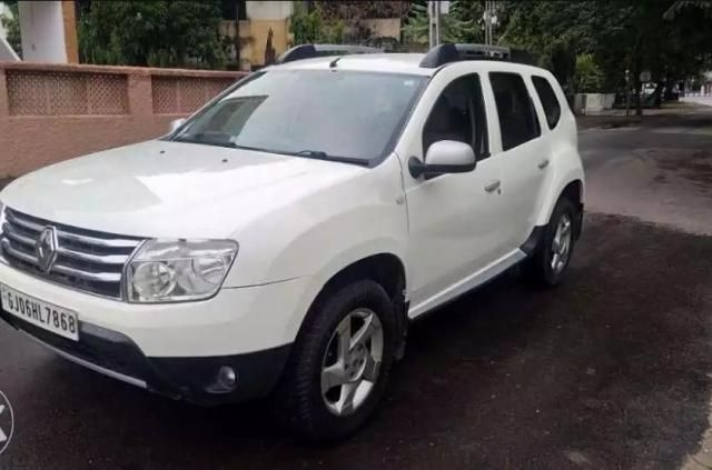Renault Duster 110 PS RXZ 2014