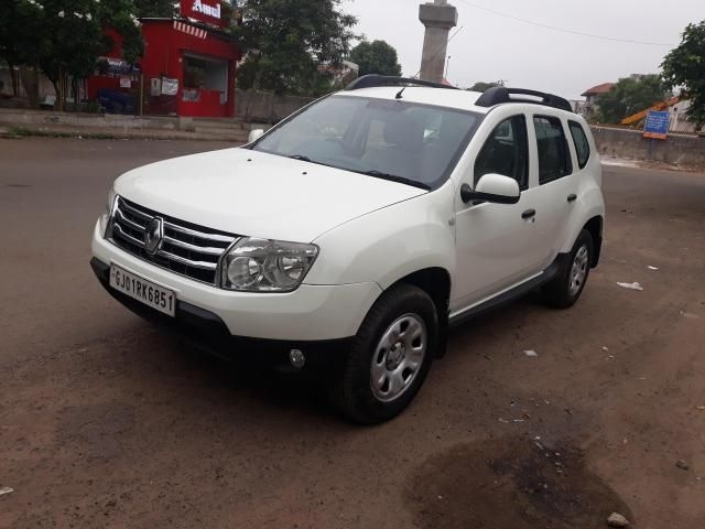 Renault Duster 85 PS RXL OPT 2015